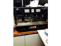 Commercial coffee machine 2group