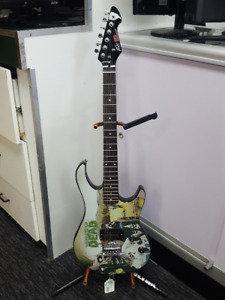 PEAVEY THE WALKING DEAD ROCKMASTER ELECTRIC GUITAR