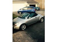 2004 Ford Street Ka Luxury convertible