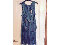 Gorgeous jade dress