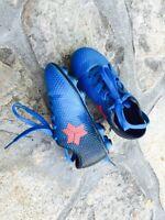 Chaussure soccer pointure 11 enfant