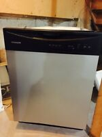 Frigidaire stainless dishwasher for sale