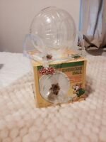 Balle d'exercice pour rongeur - exercice ball for small animals