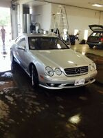 Mercedes-Benz CL-500!!!