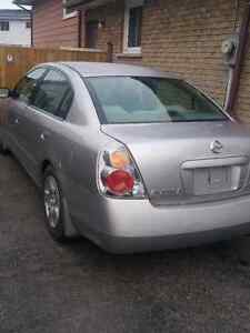 2003 Nissan Altima Convertible