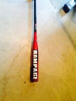 Easton Rampage baseball bat!