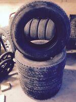 245/70R/17 Firestone tires $400 OBO