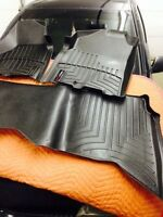 WeatherTech mats for 2011 Dodge Ram Crew Cab like New