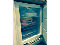 Zanussi intergrated freezer only 18 months old excellent condition looking for £175 ono