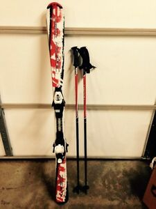 Junior kids skis 120cm and 130cm Edmonton Edmonton Area image 4