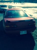 1994 mazda mx6 mystere 5 speed manual