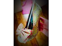 Irregular Choice shoes Size 40 (6.5)