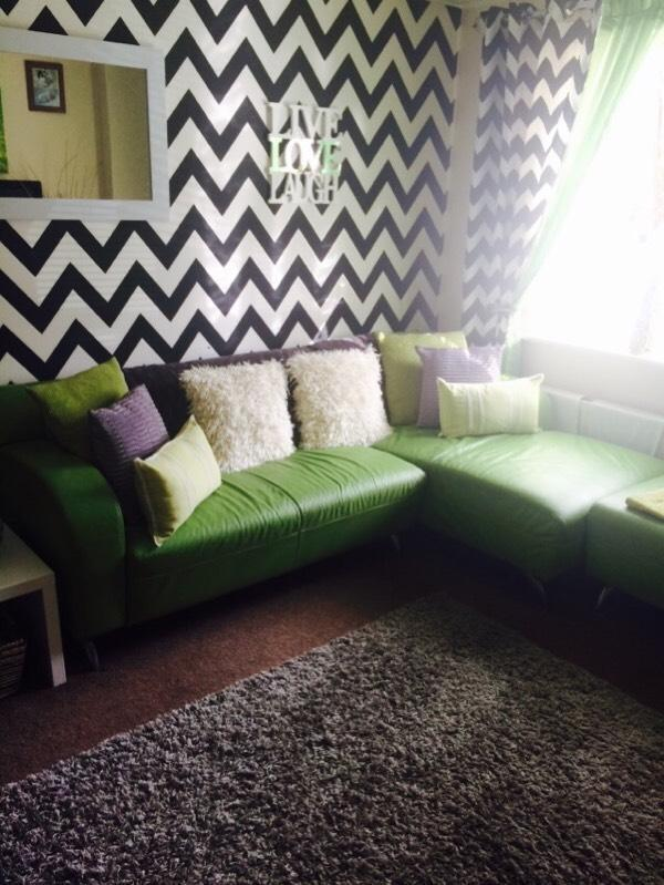 Dfs Leather Corner Couch In Chilton County Durham Gumtree