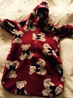 Roots baby body fleece