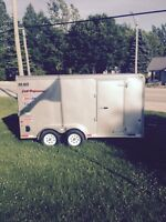 Utility trailer for sale 7x14-6.5 height