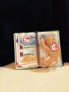 Ty Beanie Babies - McDonald's Legends Collection
