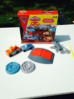 Cars 2 , Play-Doh set