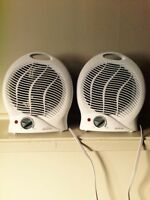 Forced Air Heaters
