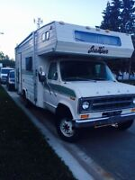 1976 Ford F-350 Motorhome For Sale