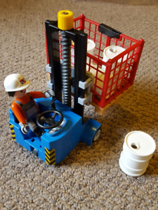 Playmobil  5257 City Action Forklift