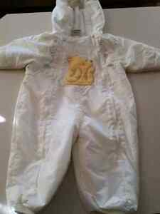 Baby snow suit...Classic Pooh...NEW