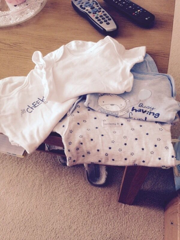 baby boys clothes 03 months in clydebank west