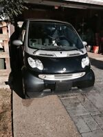 2005 Passion, ForTwo, Smart Car, Diesel
