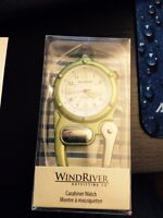 Selling my Windriver Carabiner Watch
