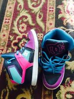DC's shoes girls, size 6