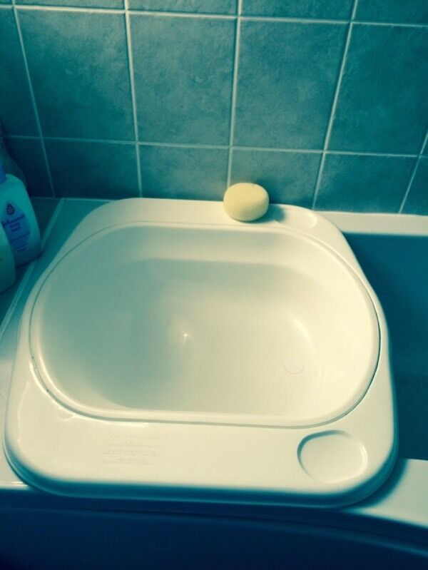 Bath top baby bath | in Brighton, East Sussex | Gumtree