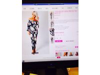 Floral 2 piece brand new with tags
