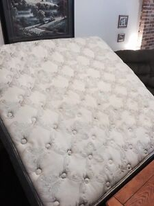 Sealy King size pillow top firm mattress