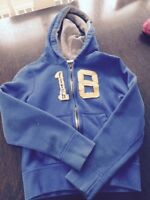 Abercrombie and Fitch zip hoodie