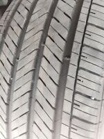 2 michelin tires - pilot HX MXM4 215/45/17