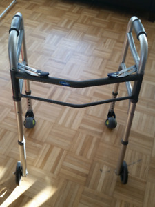 Aluminum junior walker