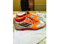 Men's Adidas F50 Firm Ground Football Boots