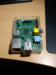 Raspberry PI Model B (Rev2)