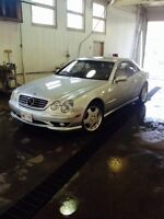 Mercedes-Benz CL500 - mint condition!