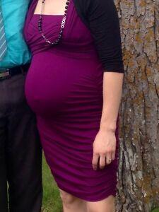 Robe chic de maternité