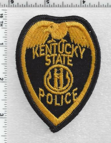 State Police  (Kentucky) 1st Issue Cap/Hat Patch