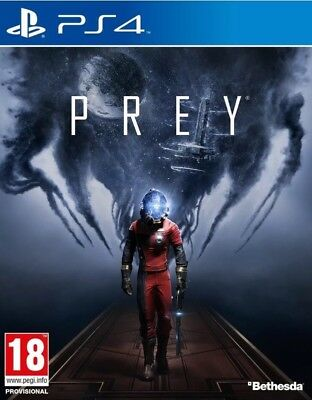 Sale   Prey Ps4 Sony Playstation 4 Brand New Factory Sealed
