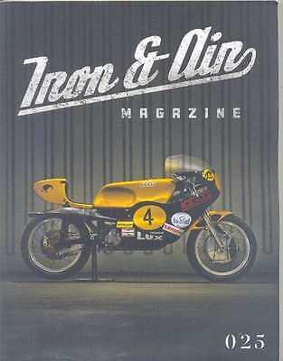 Iron & Air Magazine No.25 (NEW COPY)