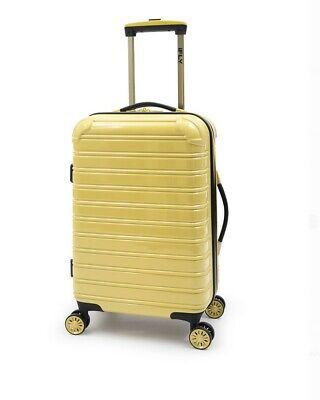 IFLY 20 Inch Hard Sided Fibertech Best Carry On Luggage Lightweight women (Best Lightweight Carry On Luggage)