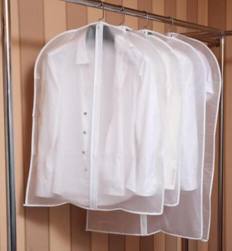 Plastic Clear Dust-proof Cloth Cover Suit Dress Garment Bag