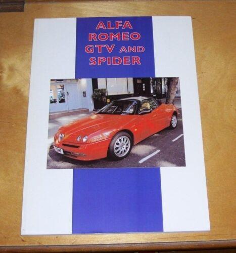 ALFA+ROMEO+GTV+AND+SPIDER+ROAD+TEST+REPRINT+BOOK.+CP+PRESS