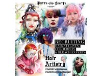 Tuttii Fruittii London Hair Stylist Required - Full Time and Part Time