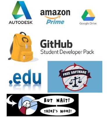 EDU Email ? FREE 6 Months Amazon Prime+Office 365+Unlimited Drive Fast Delivery