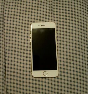 Iphone 6 Gold 16GB 300$