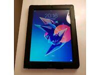 iPad 3 Wifi 16gb + case