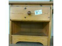 Bedside cabinet #31839 £22